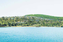 MANDARIN ORIENTAL HOTEL 84 ROOMS AND VILLAS BODRUM - TURKEY